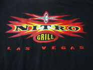 WCW Nitro Grill T-Shirt