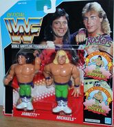 WWF Hasbro 1991 The Rockers