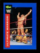 1991 WWF Classic Superstars Cards Ultimate Warrior 36
