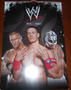2012 Official WWE Calendar