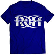 ROH Logo Navy Blue T-Shirt