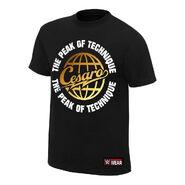 Cesaro Peak of Technique Authentic T-Shirt