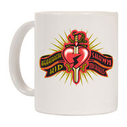Shawn Michaels Heartbreak Kid Mug