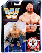 Brock Lesnar - WWE Wrestling Retro