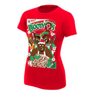 The New Day Booty-O's Holiday Women's T-Shirt