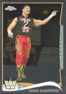 2014 WWE (Topps) Eddie Guerrero 100