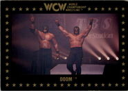 1991 WCW Collectible Trading Cards (Championship Marketing) Doom 110