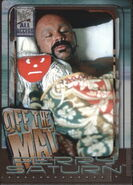 2002 WWF All Access (Fleer) Perry Saturn 79