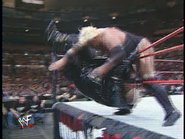 Royal Rumble 2000 Rikishi eliminates Viscera