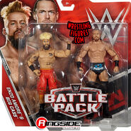 WWE Battle Packs 45 Enzo Amore & Big Cass