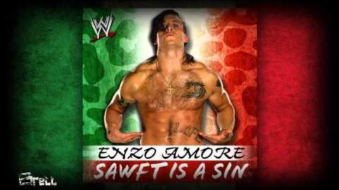"""WWE NXT """"SAWFT is a Sin"""" iTunes Release by CFO$ ► Enzo Amore NEW Theme Song"""