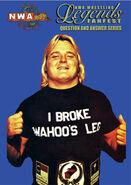 NWA Legends Q&A Greg Valentine
