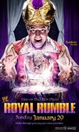 Royal Rumble 2012 Poster