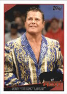 2009 WWE (Topps) Jerry Lawler 53