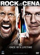 The Rock vs. John Cena Once in a Lifetime