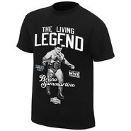 Bruno Sammartino Hall of Fame 2013 T-Shirt