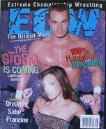 ECW Magazine - August 1999