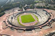 Estadio Olímpico Benito Juárez