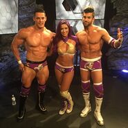 Raquel & The BroMans 2