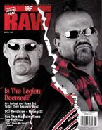 Raw Magazine March 1998
