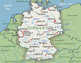 Germany (map)