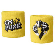CM Punk GTS Wristbands