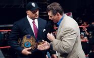 Stone cold and vince mcmahon