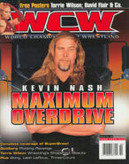 WCW Magazine - April 2000