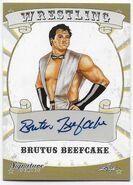 2016 Leaf Signature Series Wrestling Brutus Beefcake 13