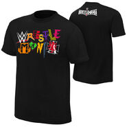 WrestleMania 31 We Are Wrestlemania T-Shirt