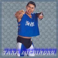 Taka Michinoku 3