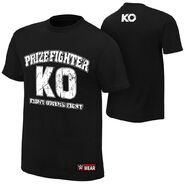 Kevin Owens KO PrizeFighter Authentic T-Shirt