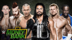 MITB 15 Money Match