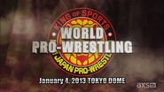 NJPW World Pro-Wrestling 1 2