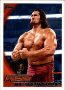 2010 WWE (Topps) Great Khali 62