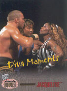 2002 WWE Absolute Divas (Fleer) Jacqueline 78
