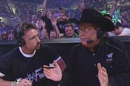 Jim Ross & Michael Cole