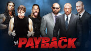 PB 2014 Evolution v The Shield