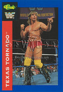 1991 WWF Classic Superstars Cards Texas Tornado 101