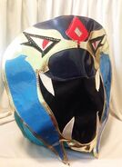 Adult Ophidian Replica Mask