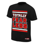 Nikki Bella Totally Fearless Authentic T-Shirt
