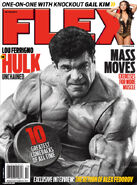 Flex Magazine - October 2014