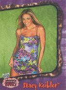 2002 WWE Absolute Divas (Fleer) Stacy Keibler 6