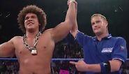 SmackDown 10-7-04 Carlito wins US