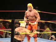 Hulkamania Night 1 10