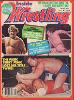 Inside Wrestling - January 1977