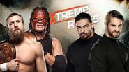 ER 2013 Tag Team Title Match