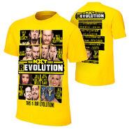 NXT R Evolution Event T-Shirt