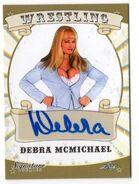 2016 Leaf Signature Series Wrestling Debra McMichael 20