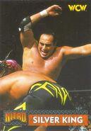 1999 WCW-nWo Nitro (Topps) Silver King 17